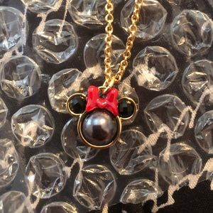 Kate Spade Mickey Mouse Necklace